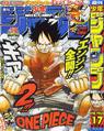 Shonen Jump 2006 numero 17