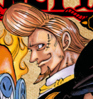 Thatch's Manga Color Scheme
