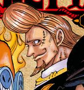 Thatch's Manga Color Scheme