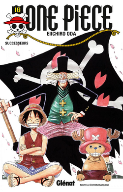 Tome 16 Couverture VF Infobox