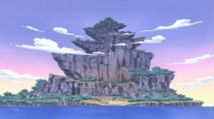 Île du Vaisseau de Guerre Infobox