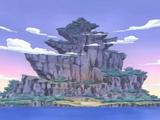 Île du Navire de Guerre