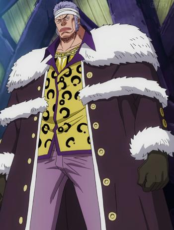 Almirante (Capitán de Flota)