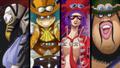 Super Powers - Commandants Armée Révolutionnaire