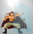 Attack Motions Whitebeard - Kaishin
