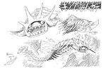 Concepto de King Umi Mukade