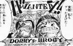 Dorry et Brogy Avis de Recherche