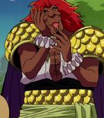 El Drago contento