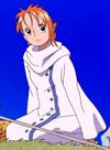 Nami's First Outfit Alabasta Arc