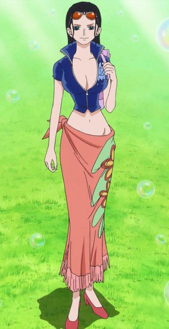 Nico Robin One Piece Wiki Fandom