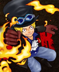 Sabo in Super Grand Battle X