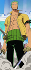 Zoro Enies Lobby Arc Outfit