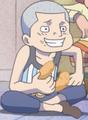 Daifuku de niño