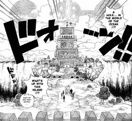 Enies Lobby Manga Infobox