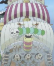 Epoida's Ship