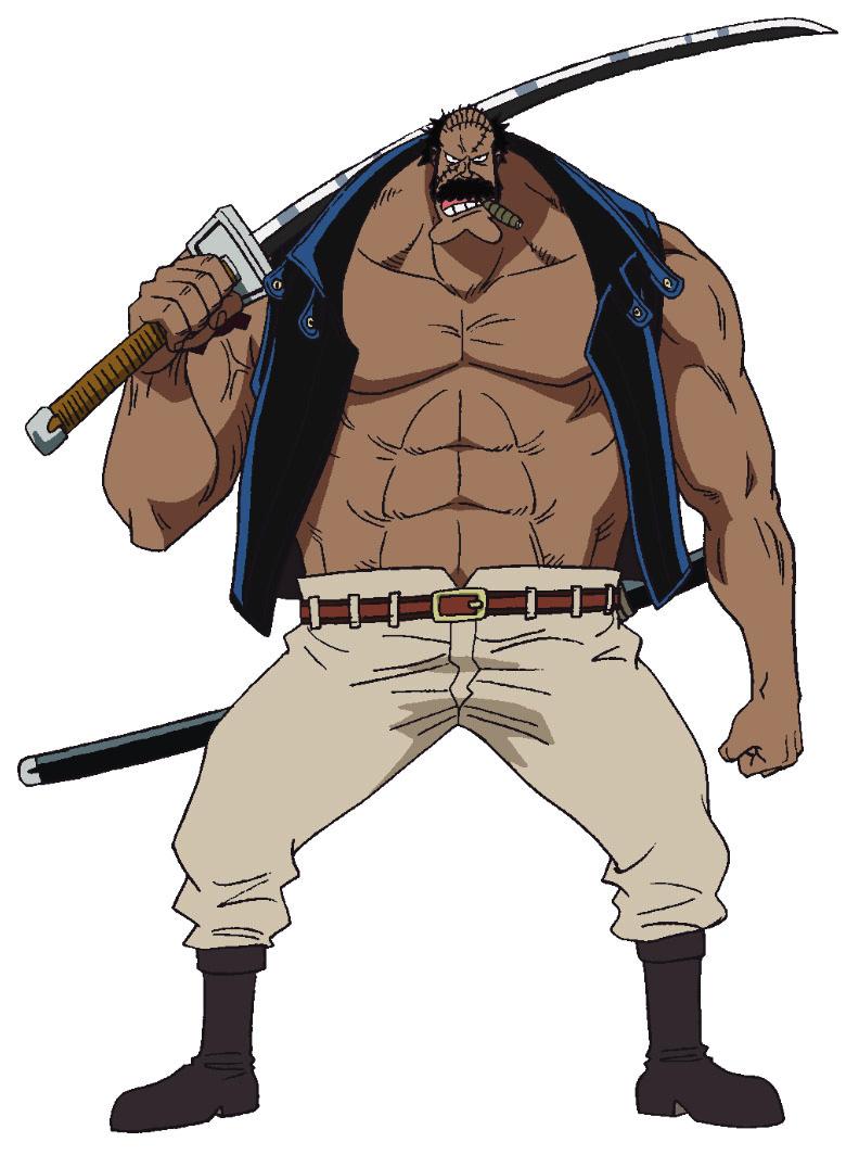 Fossa Anime Concept Art