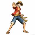 Luffy PW3