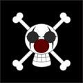 Piratas de Buggy bandera