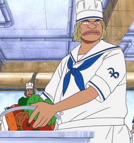 Tom (Cocinero) Anime Infobox