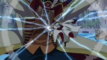 Whitebeard Defeats John Giant