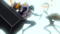 X Drake met fin au duel d'Urouge et Killer Anime