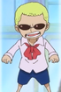 Donquixote Doflamingo at Age 8
