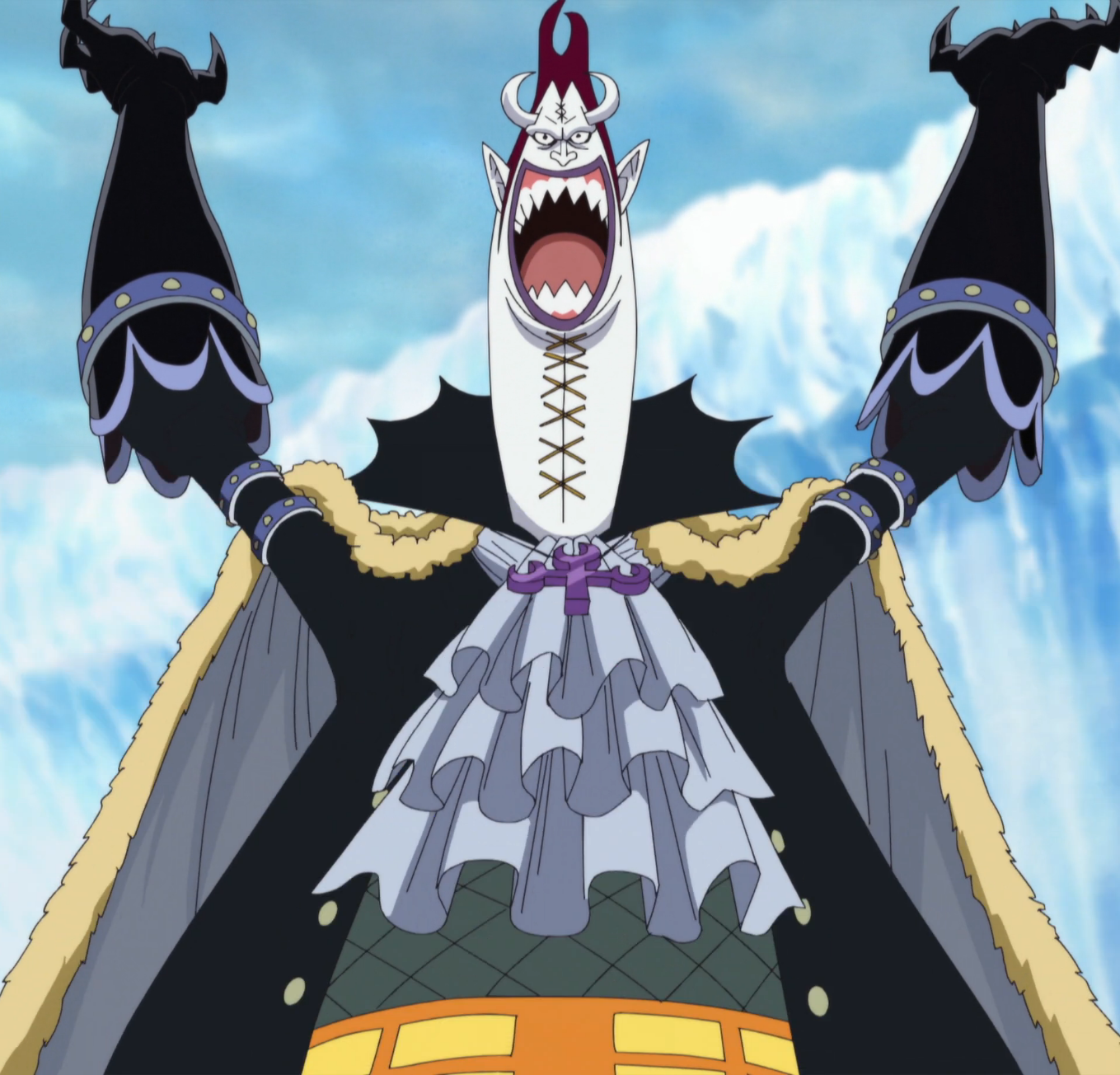 Gecko Moria | One Piece Wiki | FANDOM powered by Wikia