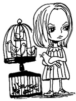 Hina as a Child