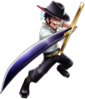 Mihawk Lord of the Castle Thousand Storm