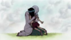 Olvia e Robin
