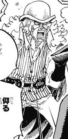 Spandam Manga Dos Años Después Infobox