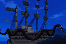 Wind Granma Anime Infobox