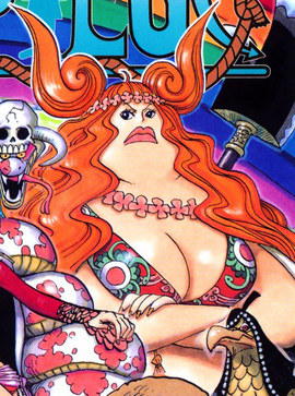 Boa Marigold Manga Pre Ellipse Infobox