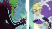 Hakuba vs Bartolomeo