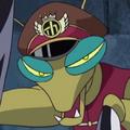 Impel Down Praying Mantis Portrait