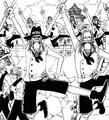 Jango Mousse Paradis de la Danse