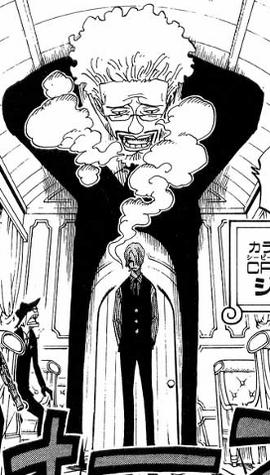 Jerry Manga Infobox