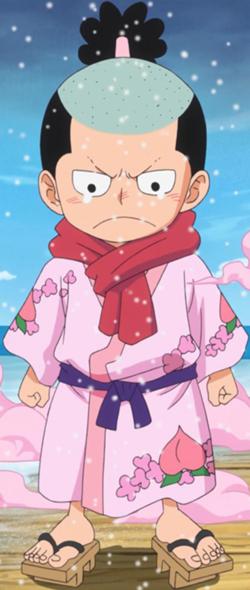 Momonosuke Anime Infobox