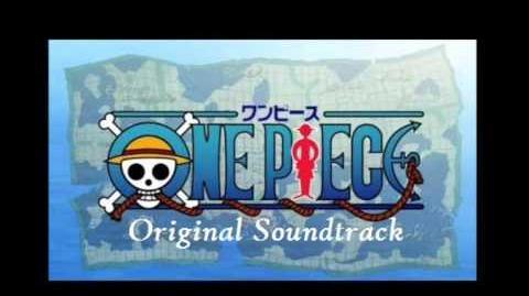 One Piece Original Soundtrack - Jungle P