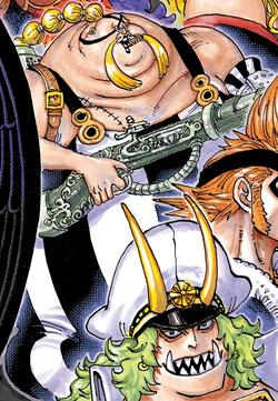 Queen manga