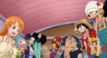 Straw Hat Banquet Adventure of Nebulandia