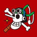 Usopp Jolly Roger personal OPM