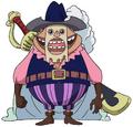 Concepto del anime de Bobbin