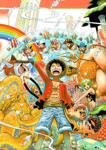 Fish-Man Island Saga