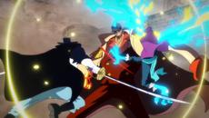 Marco y Vista vs Akainu