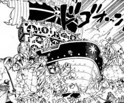 Navire Brise Glace de Whitey Bay Manga Infobox