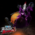 One Piece Burning Blood Gecko Moria