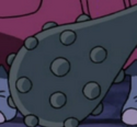 Arma de Minorhinoceros anime