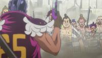 Los presos se revelan contra Daifugo