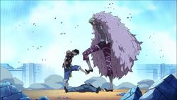 Luffy Stops Doflamingo